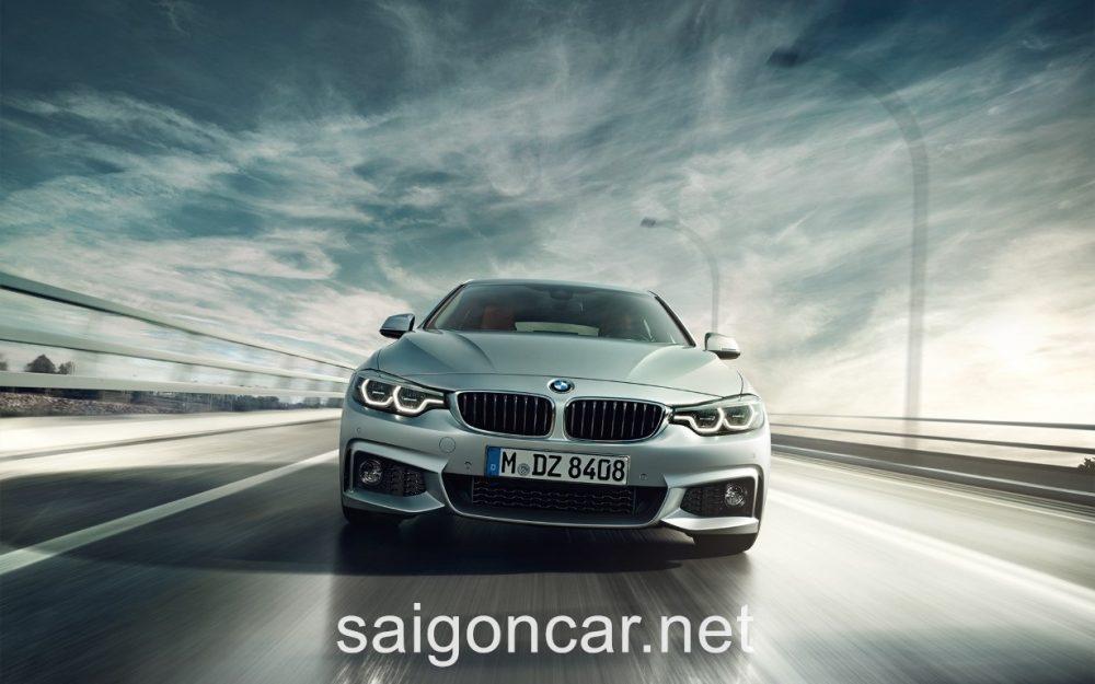 BMW 420i Dau Xe