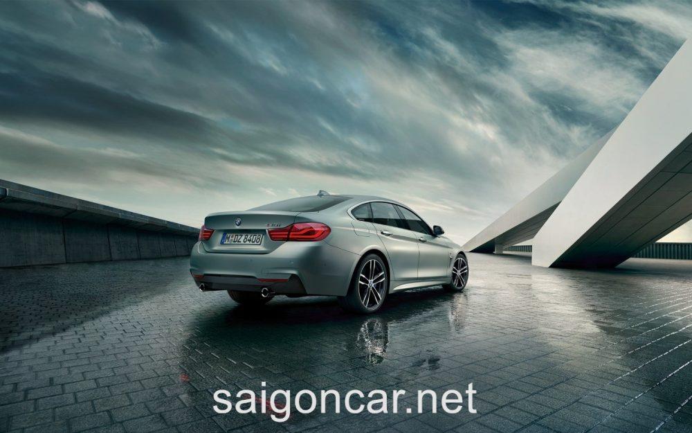 BMW 420i Den Led