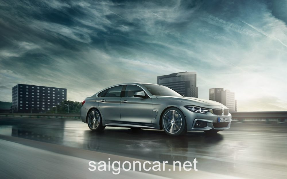 BMW 420i Dong Co