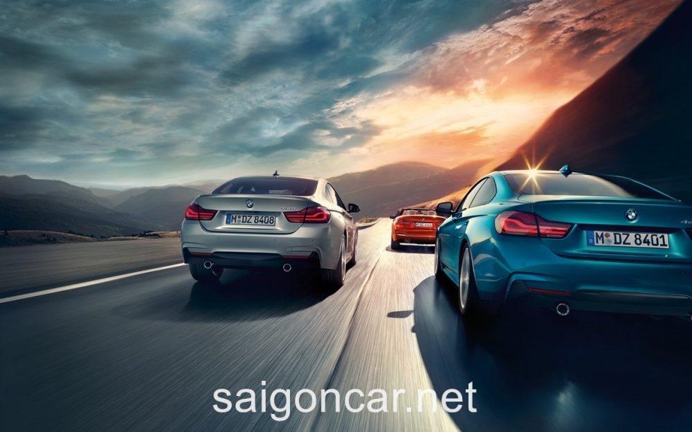 BMW 420i Duoi Xe