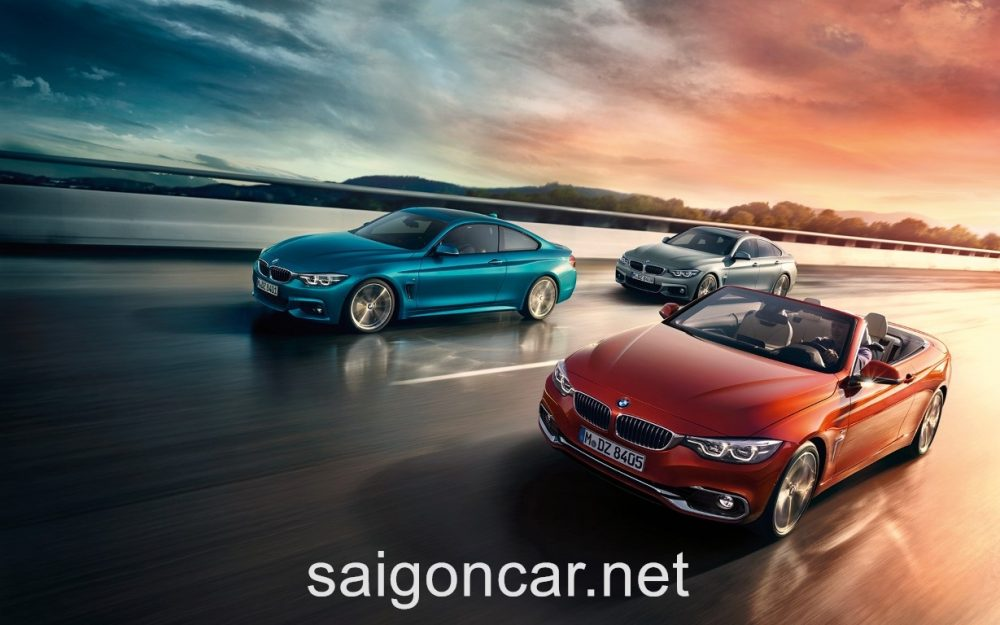 BMW 420i Noc Xe