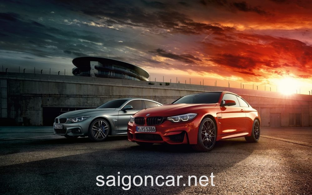 BMW 420i Tong Quan