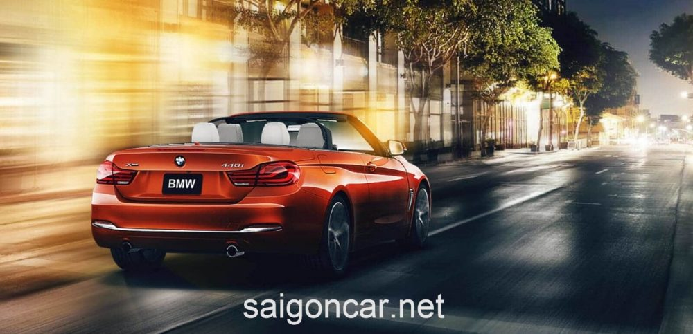 BMW 428i Dong Co