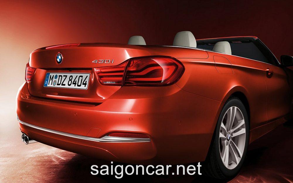 BMW 428i Duoi Xe