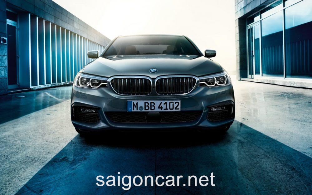 BMW 520i Dau Xanh