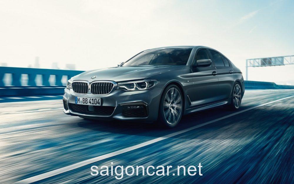 BMW 520i Dau Xe