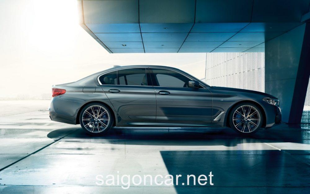 BMW 520i Hong Xanh