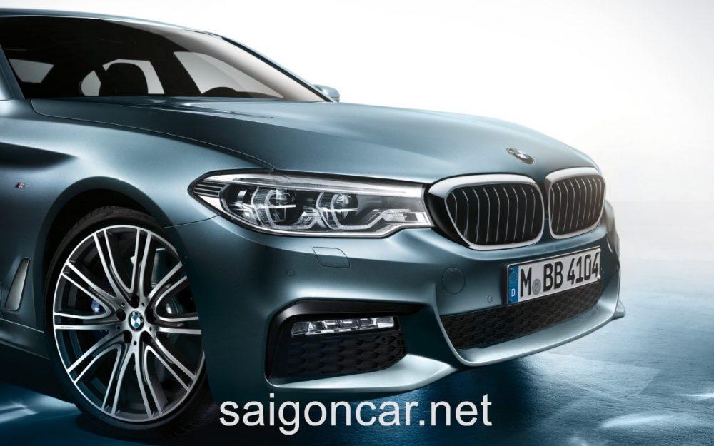 BMW 520i Luoi Tan Nhiet