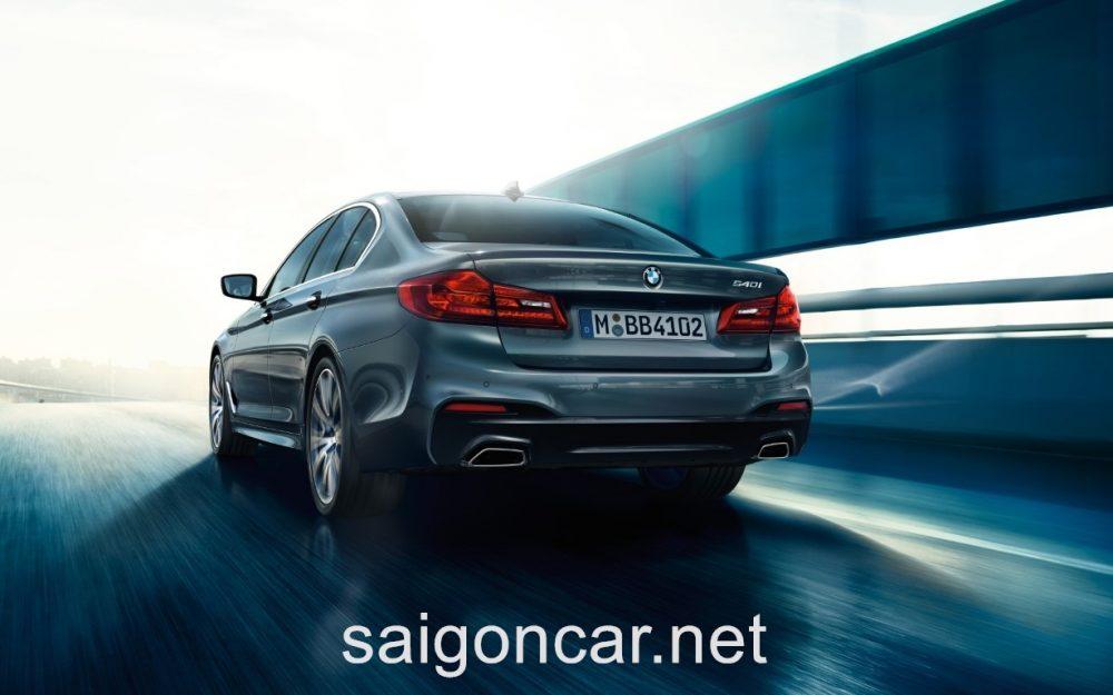 BMW 520i Po Xe