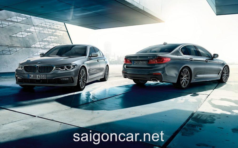 BMW 520i Tong Quan