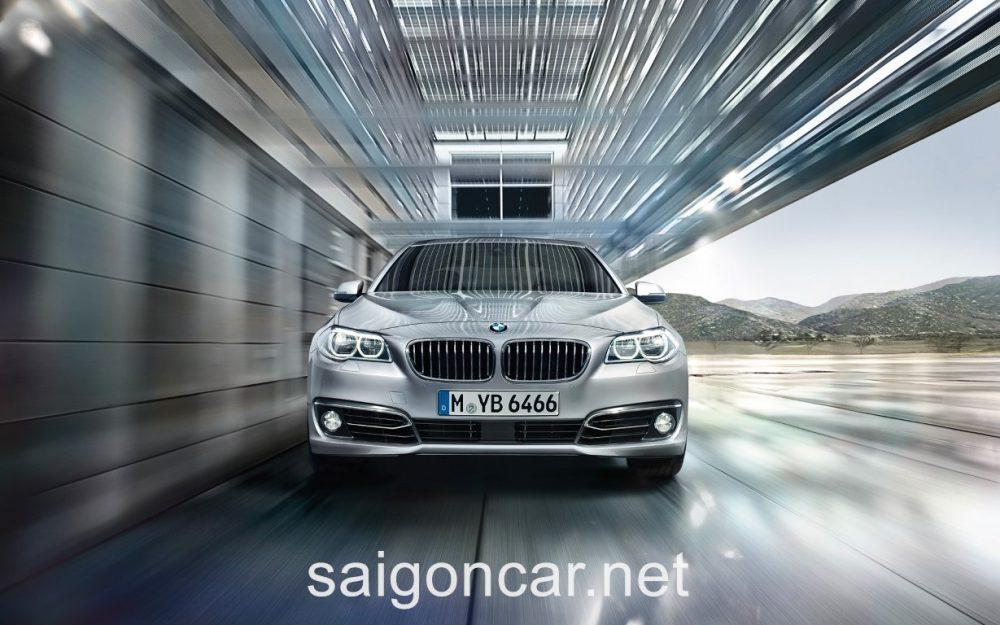 BMW 535i Dau Xe