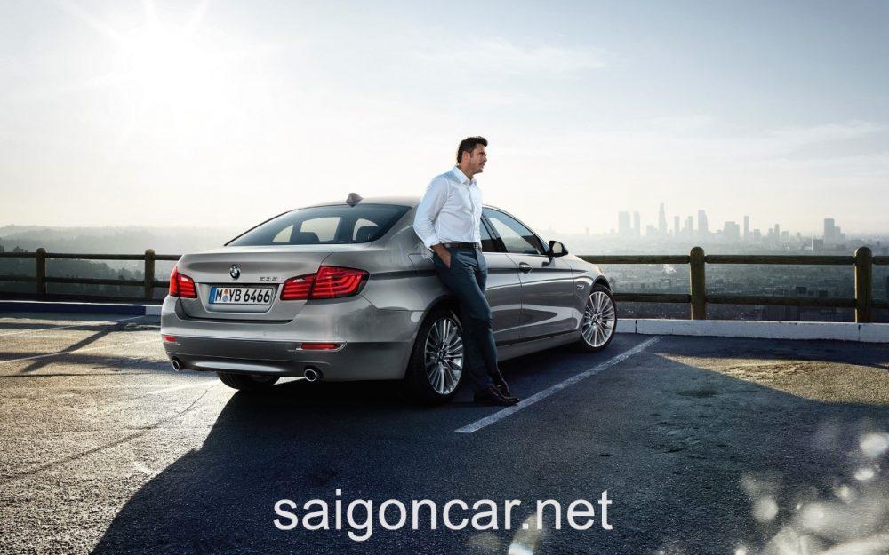 BMW 535i Den Hau