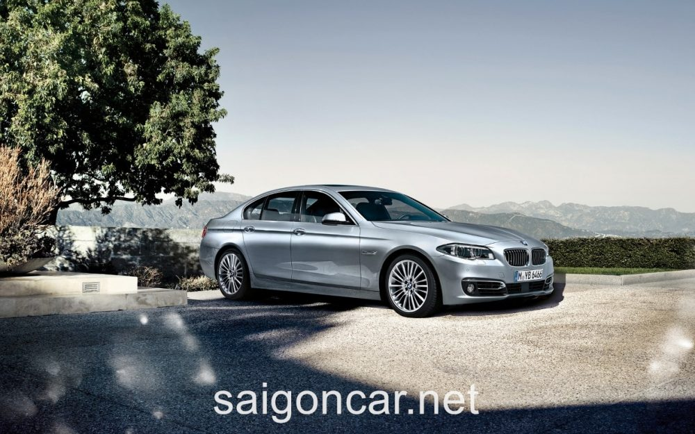 BMW 535i Hong Xe