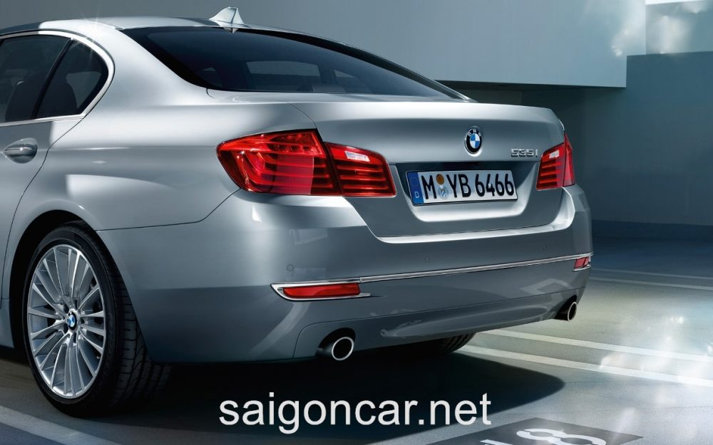 BMW 535i Lo Go