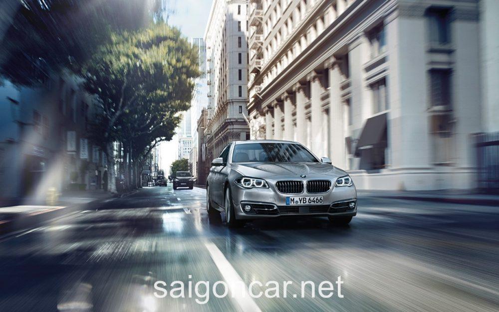 BMW 535i Loi Cuon