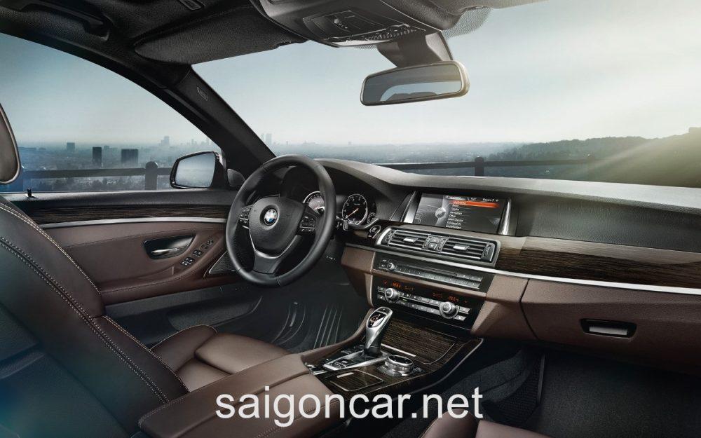BMW 535i Noi That