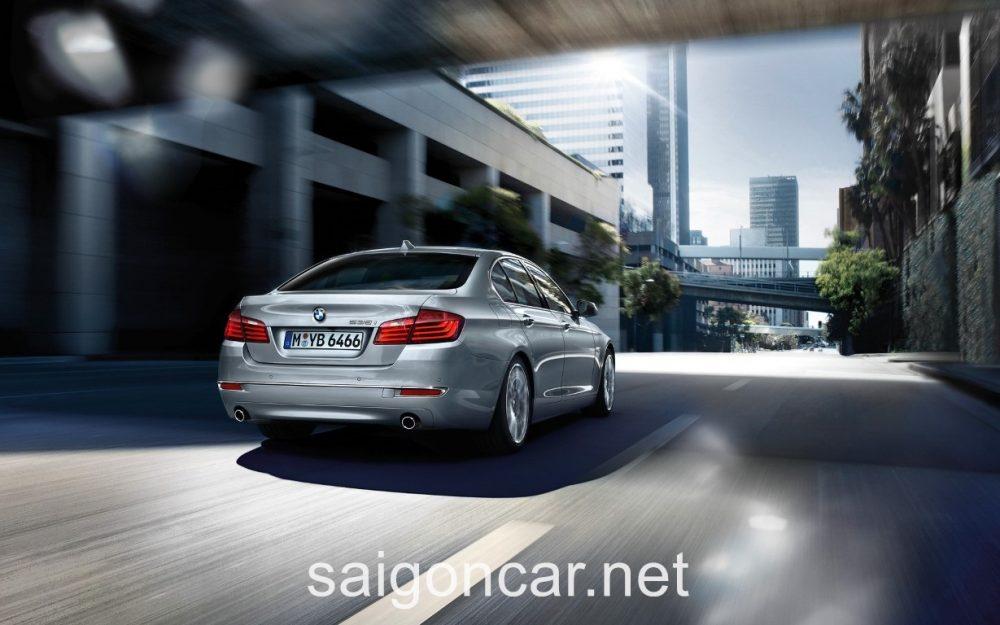 BMW 535i Po Xe