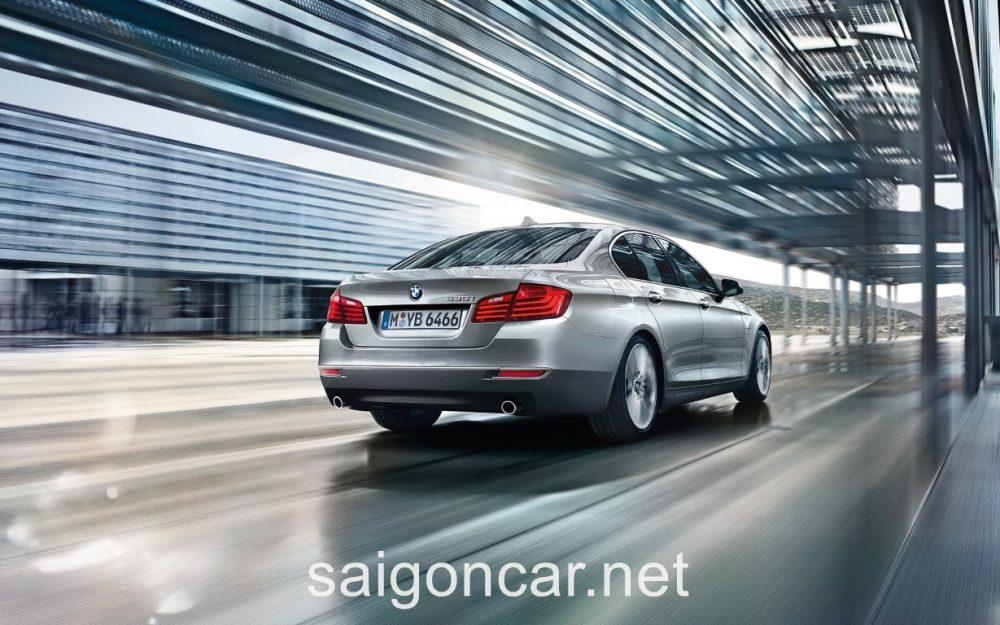 BMW 535i Toc Do