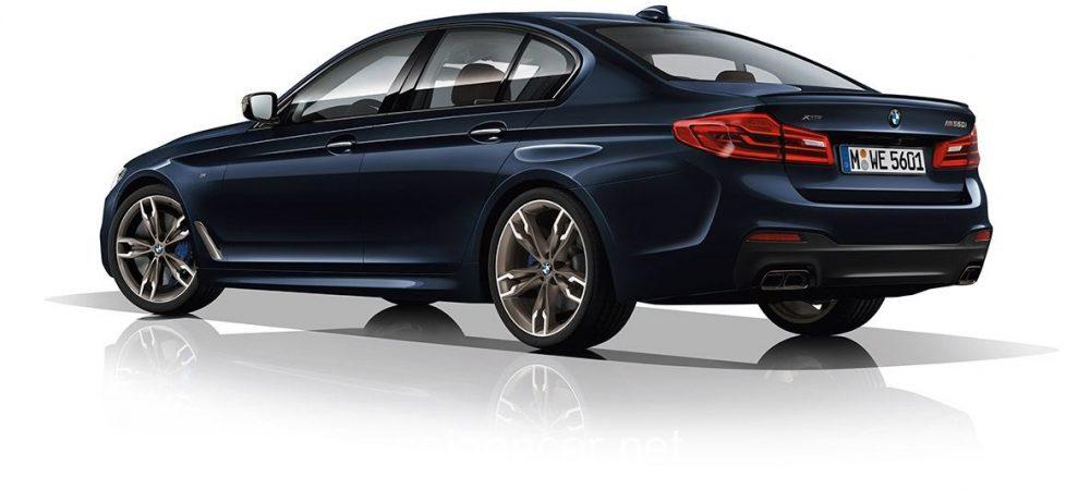 BMW 580i Den Hau