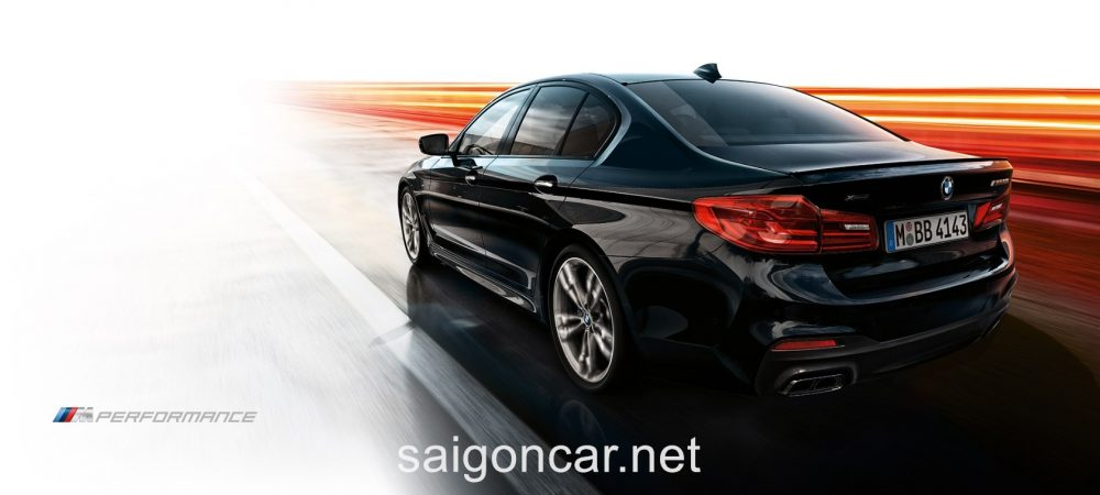 BMW 580i Dong Co