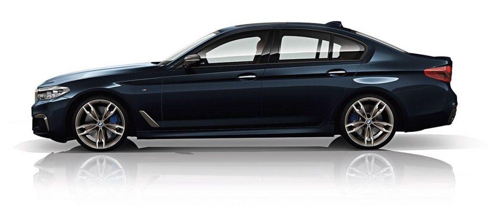 BMW 580i Hong Xe