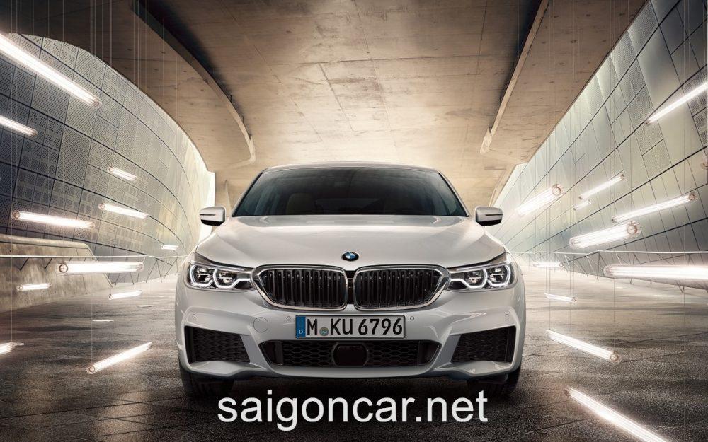 BMW 640i Dau Xe