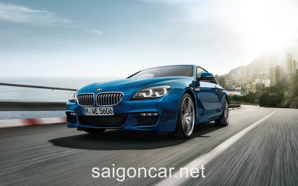 BMW 640i Dong Co