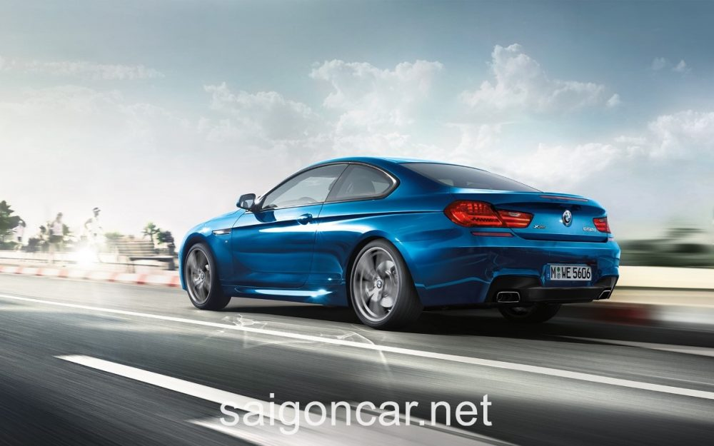 BMW 640i Dong Co 2