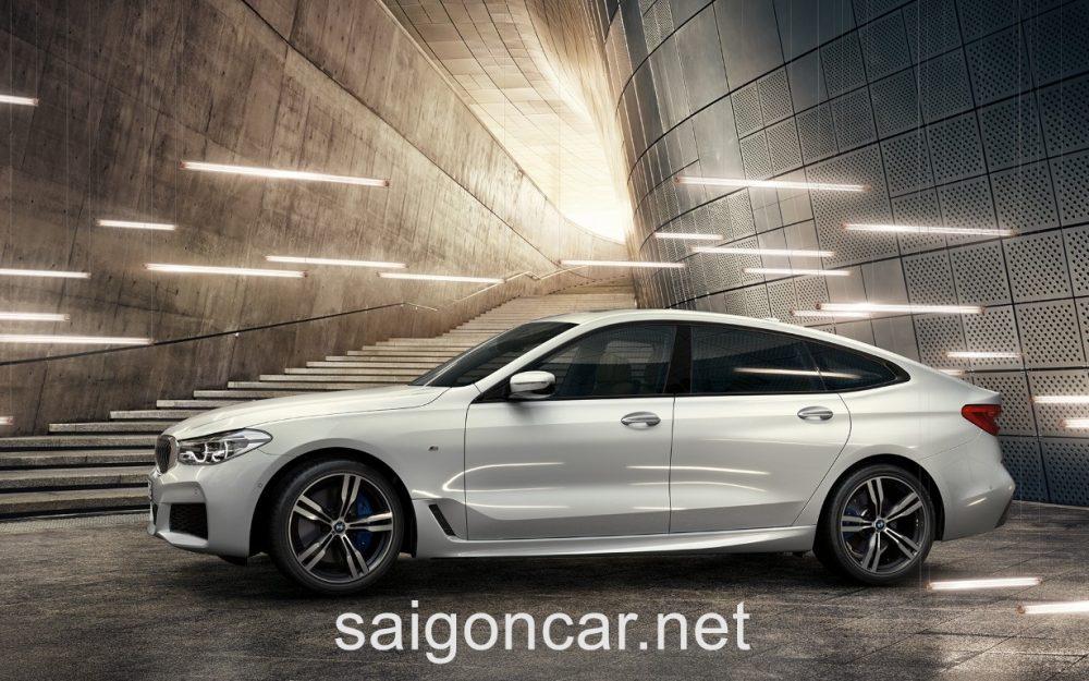 BMW 640i Hong Lai