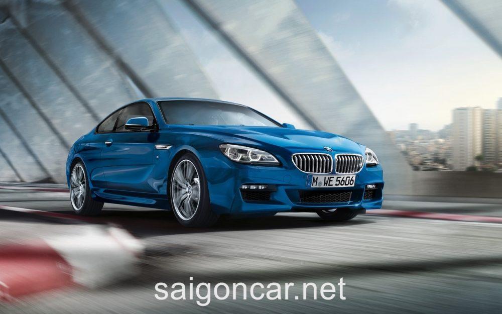 BMW 640i Hong Xanh