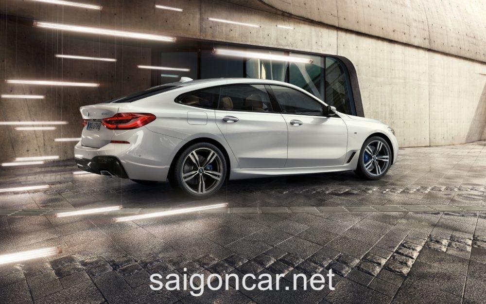 BMW 640i Hong Xe