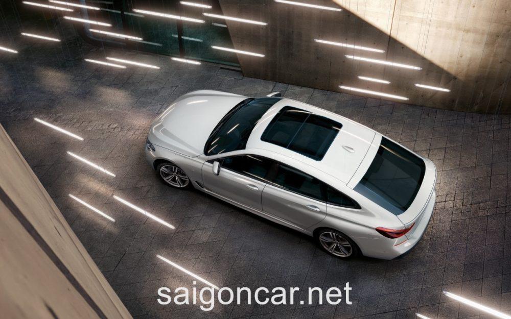 BMW 640i Noc Xe