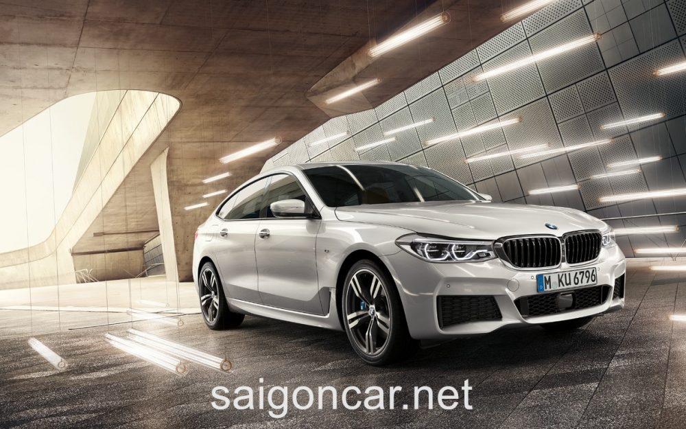 BMW 640i Tong Quan