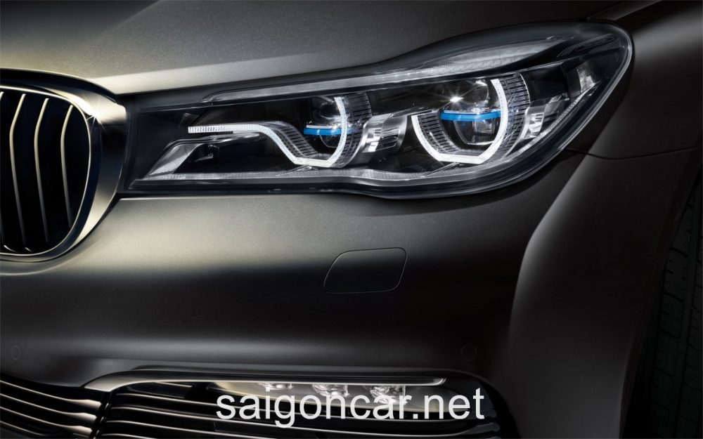 BMW 730i Den Led