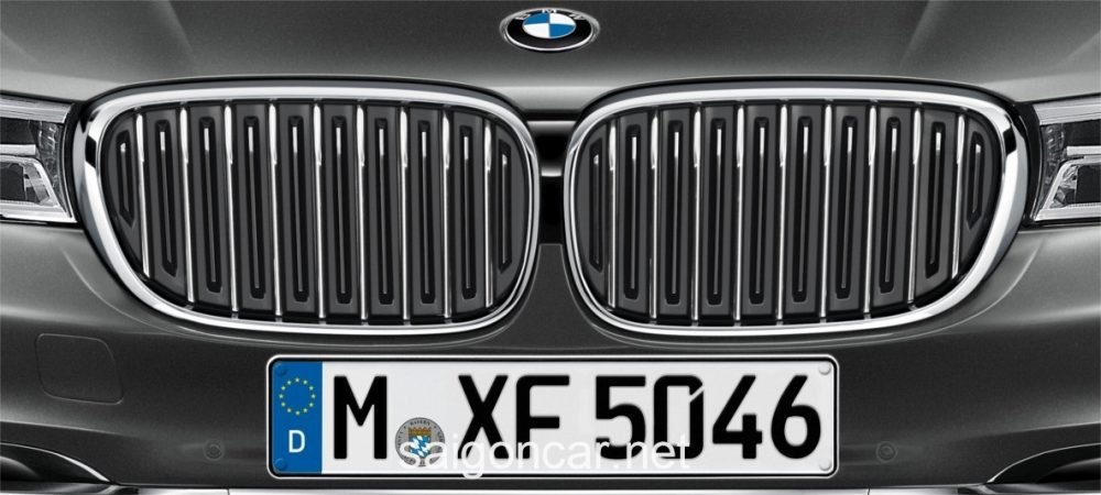 BMW 740i Luoi Tan Nhiet