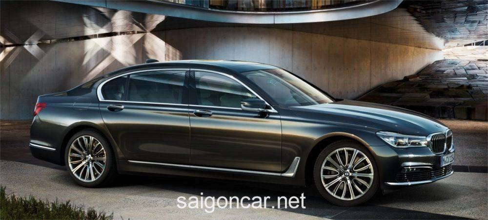 BMW 740i Tong Quan