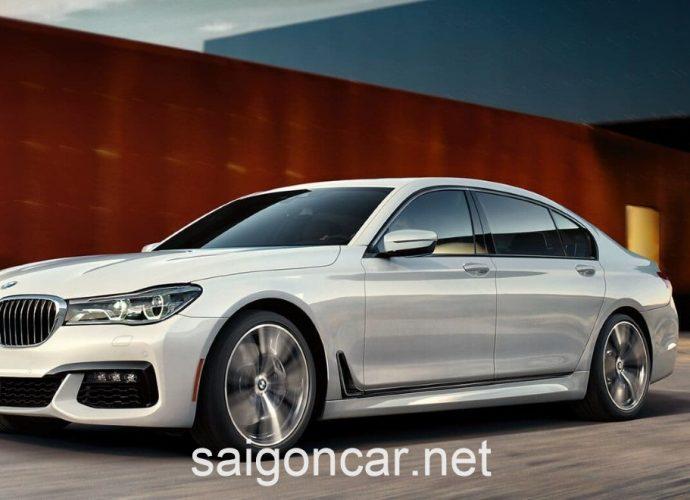 BMW 750i Tong Quan