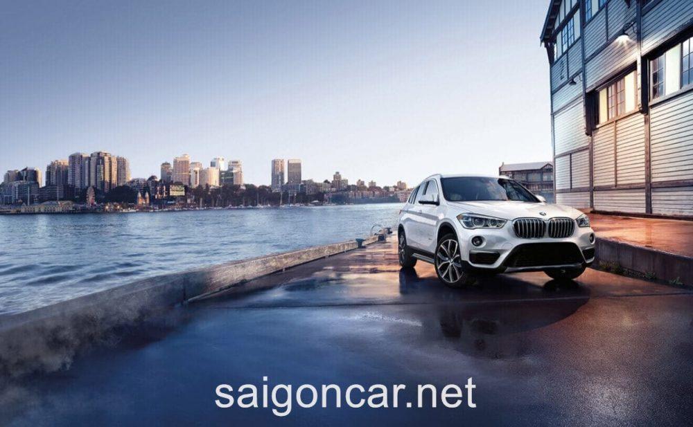 BMW X1 Dau Trang