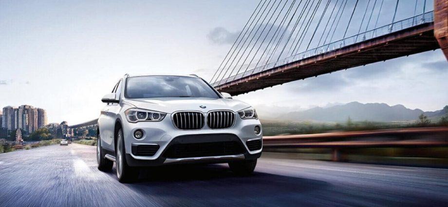 BMW X1 Dau Xe