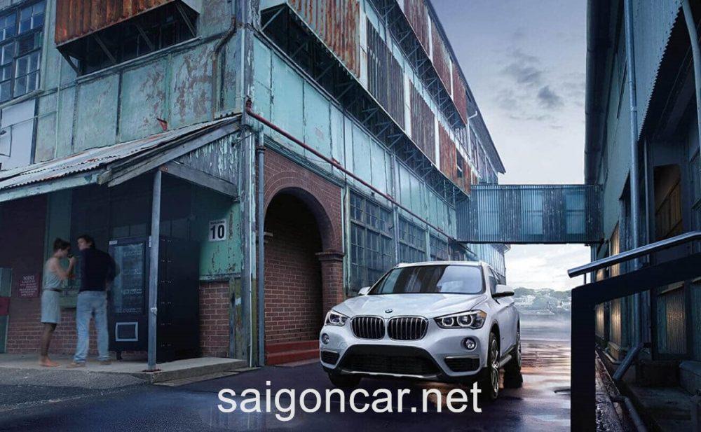 BMW X1 Luoi Tan Nhiet