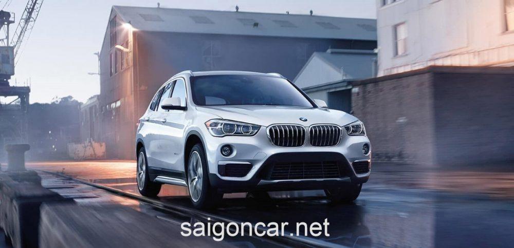 BMW X1 Tong Quan