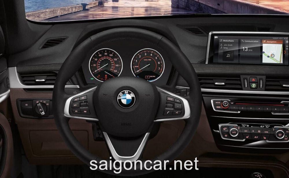 BMW X1 Vo Lang
