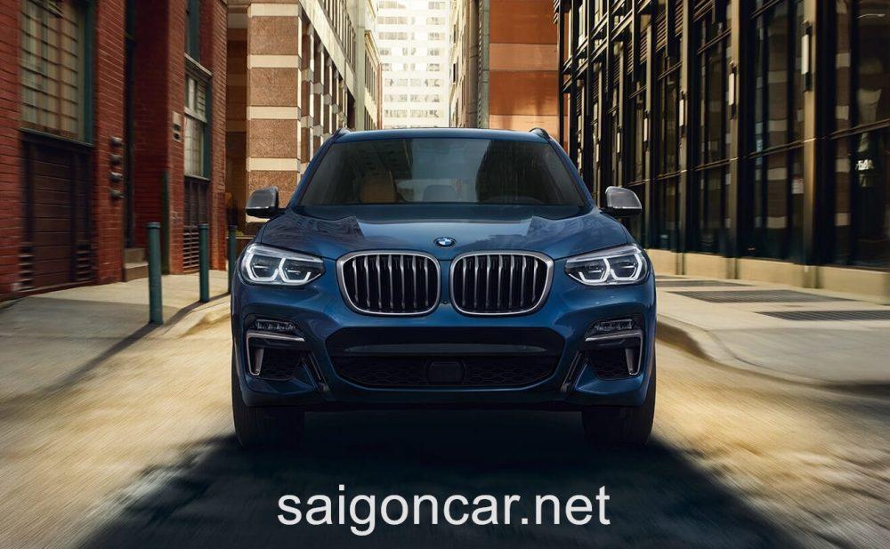 BMW X3 Dau Xe