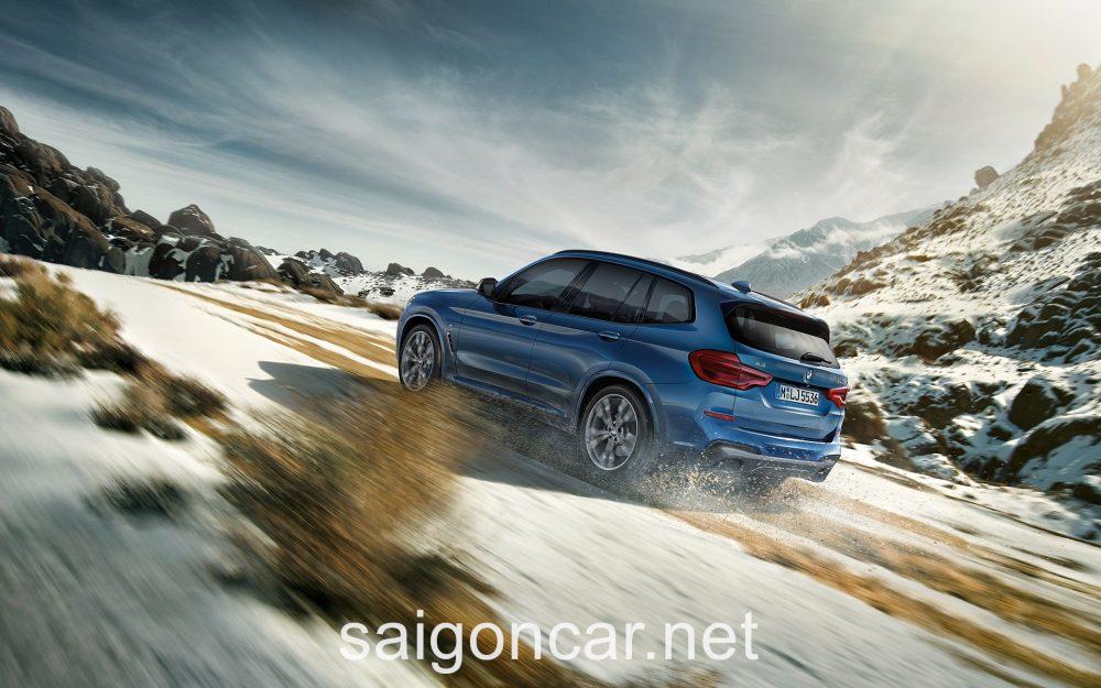BMW X3 Hai Cau
