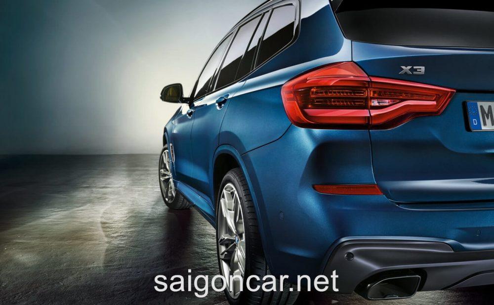 BMW X3 Lo Go
