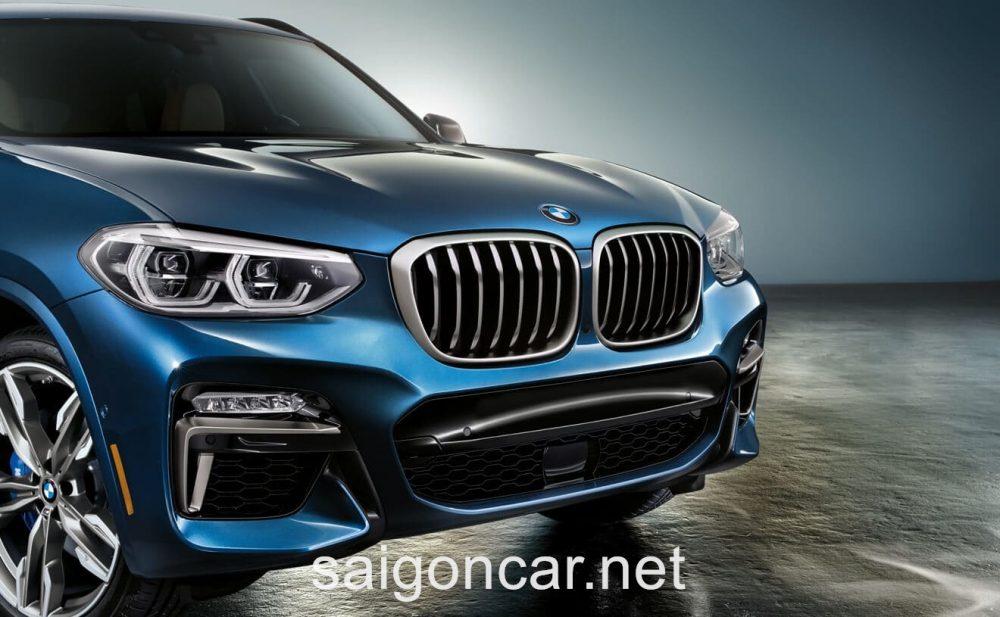 BMW X3 Luoi Tan Nhiet