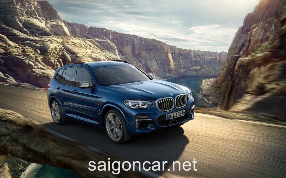 BMW X3 Tang Toc