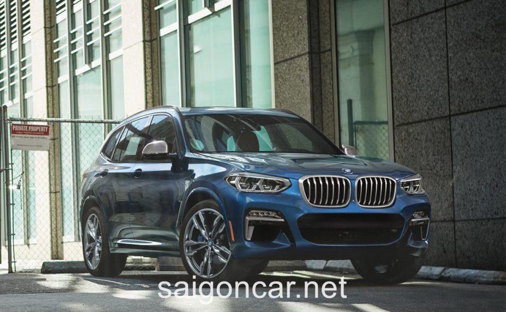 BMW X3 Tong Quan