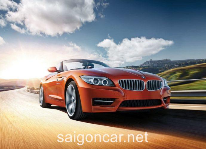 BMW Z4 Dau Xe
