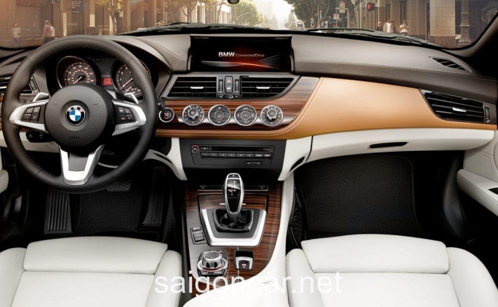 BMW Z4 Noi That